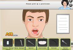 Игра Игра Операция: Зубной протез
