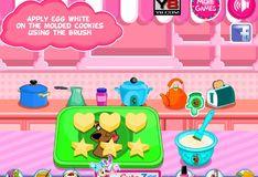 Игра Игра Сахарно-сырное печенье Скуби Ду