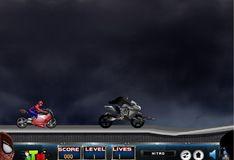Игра Игра Человек-паук против Бэтмена