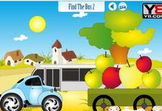 Игра Найди автобус 2