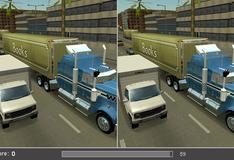 Игра Отличия на фото транспортных средств