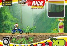 Игра Игра Кик Бутовски: мотоциклетный прорыв