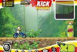 Игра Кик Бутовски мотоциклетный прорыв
