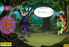 Игра Игра Феи Винкс - магия чисел