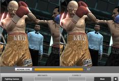 Игра Фото с боксерского ринга