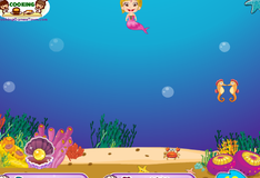 Малышка Хейзел в Подводном мире