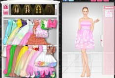 Игра Игра Невеста: Яркие цвета