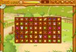 Играть бесплатно в Игра Маджонг с продуктами на ферме