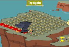 Игра Игра Забег по минному полю