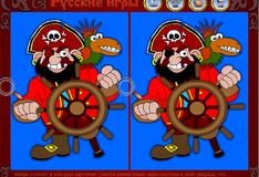 Игра Рисунок с Пиратом