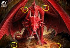 Игра Игра Скрытые монеты- драконы