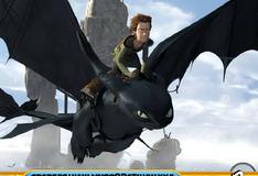 Игра Как приручить дракона: Поиски алфавита