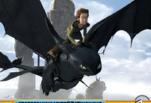 Игра Как приручить дракона Поиски алфавита