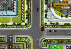 Игра Регулировка светофора