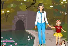 Игра Игра Мама и дочка