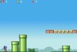 Играть бесплатно в Приключения Соника в мире Марио
