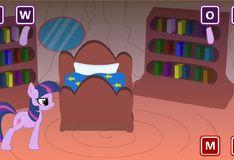Игра Сражение Пони