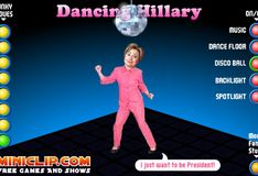 Игра Танцы Хиллари