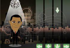 Игра Игра Танцы с Обамой