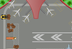 Прибытие на посадочную полосу