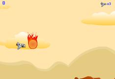 Спасение от метеоритного дождя