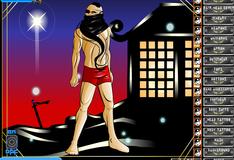 Игра Ниндзя одевается