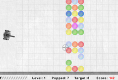 Игра Стрельба по шарикам