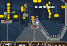 Игра Шарики против Зомби