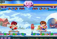 Сражение на турнире