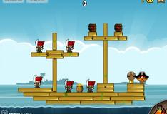 Игра Игра Герой осады: Пират Пилладж