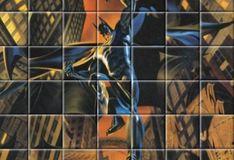 Игра Бэтмен. Поворотные пазлы