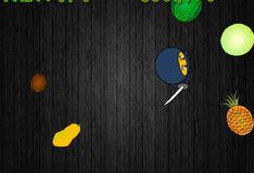 Игра Игра Фруктовый ниндзя