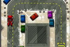 Игра Соревнования на грузовиках