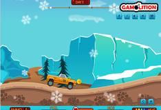 Игра Экстремальная трасса для грузовика