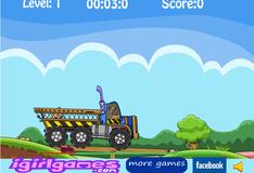 Игра Супер грузовик