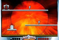 Игра Игра Могучие рейнджеры - ниндзя Шторм