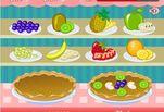 Игра Винкс Фруктовый торт Стеллы