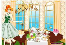Игра Винкс: Чайная Церемония