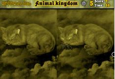 Игра Королевство животных