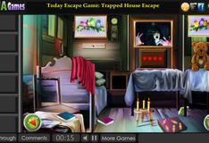 Игра Побег из дома с приведениями
