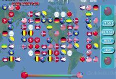 Игра Игра Флаги мира. Лиан Лиан Кан