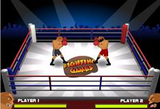 Игра Игра на двоих: Всемирный турнир по боксу