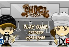 Игра Владелец шоколадной фабрики