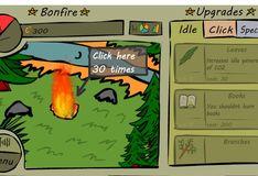 Игра Ира Хранитель огня