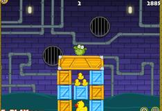 Игра Крокодил любит уточек