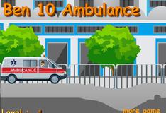 Игра Бен 10: Скорая помощь