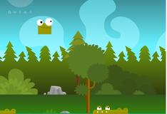Игра Крокодил и лягушонок