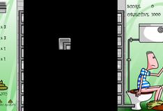 Игра Туалетный тетрис
