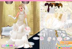 Игра Игра Высокая мода свадебных платьев