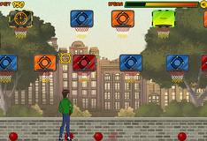 Игра Игра Бен 10: Герой баскетбола